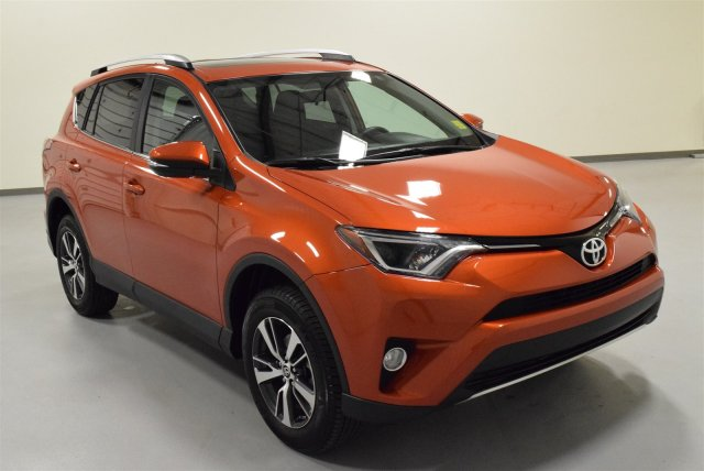 New And Used Orange Toyota Rav4s For Sale In Texas Tx