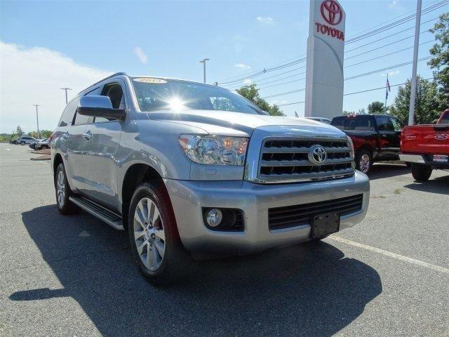 2014 Toyota Sequoia Limited photo