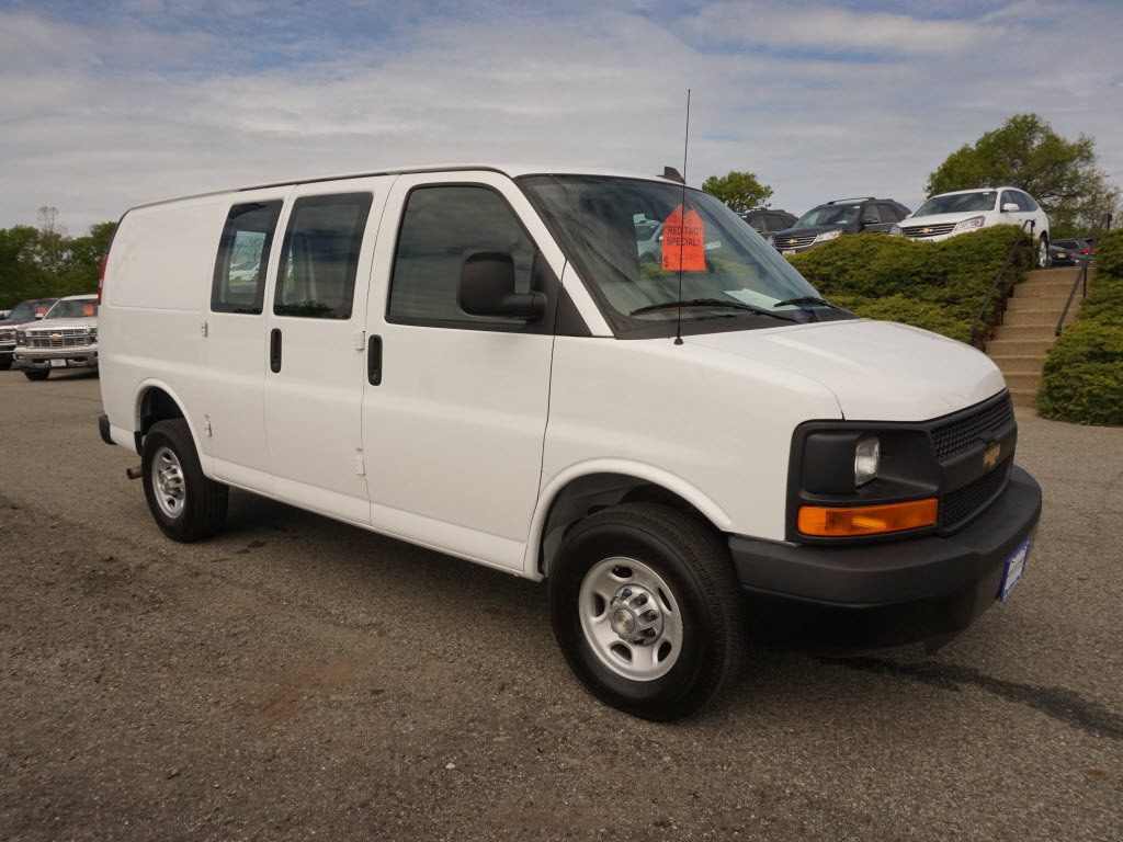 Pre Owned Chevrolet Express Cargo Van Under $500 Down