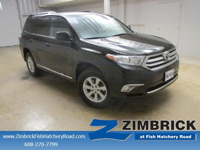 New And Used Toyota Highlanders For Sale In Madison