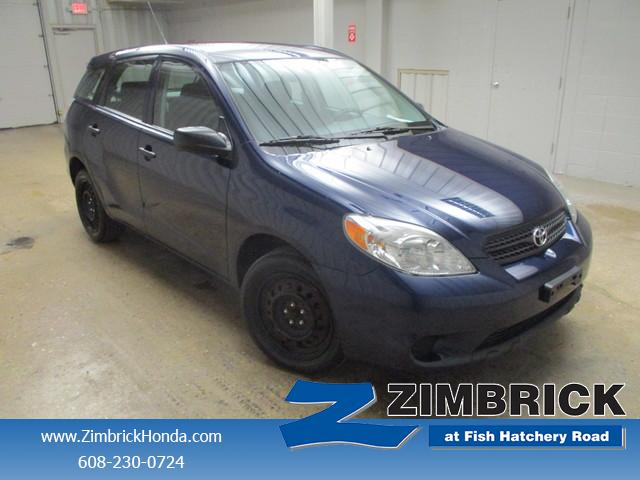 Toyota Matrix Under 500 Dollars Down