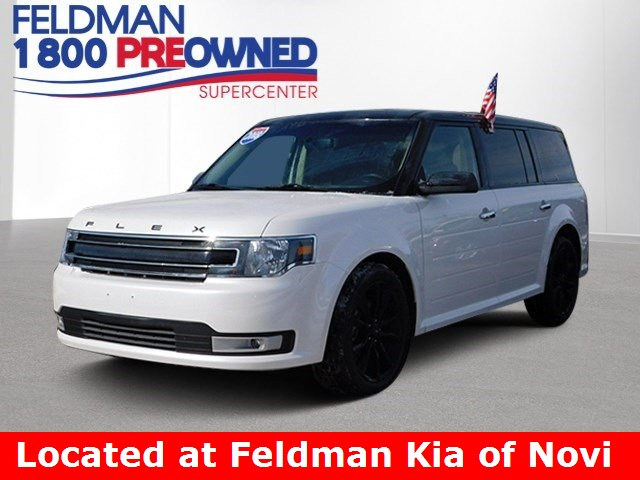 2018 Ford Flex SEL photo
