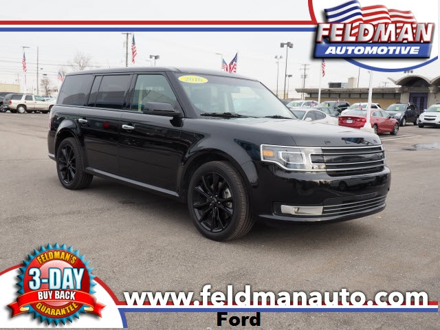 new and used ford flex for sale in dearborn mi u s news world report. Black Bedroom Furniture Sets. Home Design Ideas
