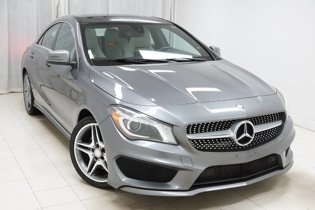 2015 Mercedes-Benz CLA CLA250