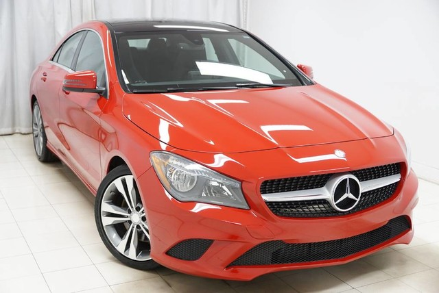 Mercedes-Benz CLA Under 500 Dollars Down