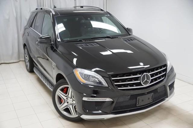2014 Mercedes-Benz ML