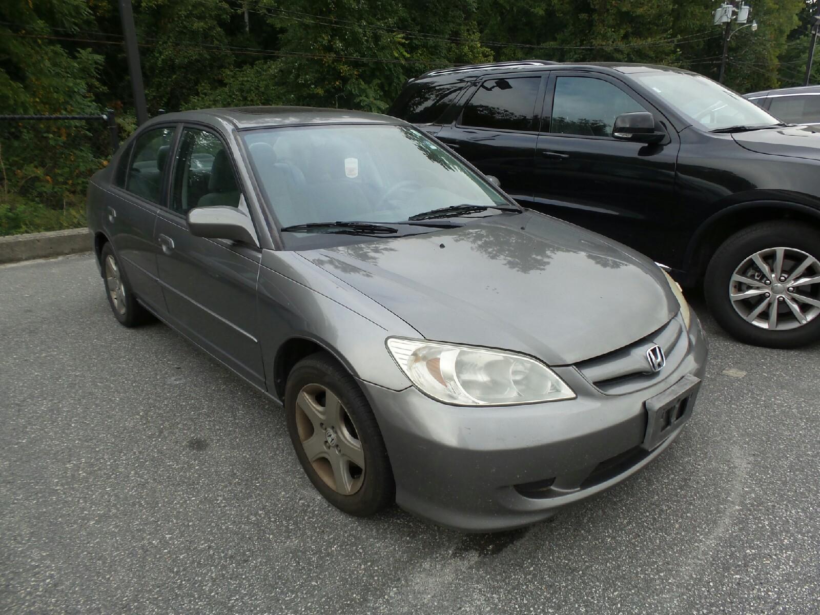 2005 Honda Civic Sdn