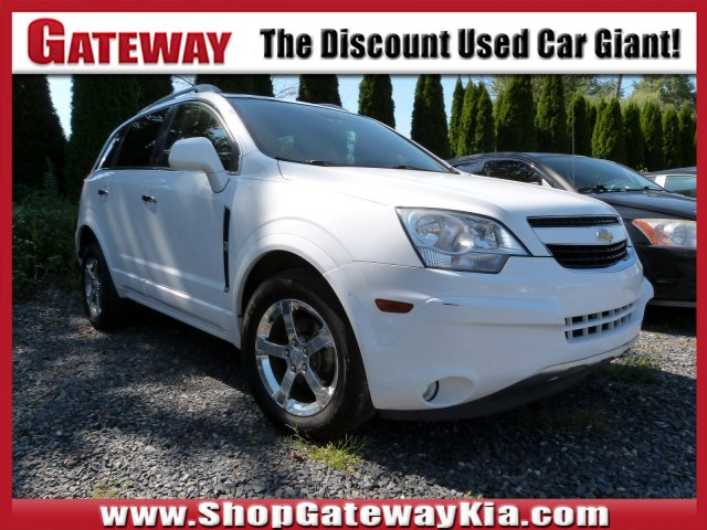 Chevrolet Captiva Sport Fleet Under 500 Dollars Down
