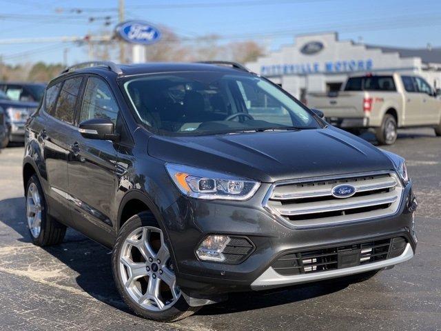 2019 Ford Escape Titanium photo