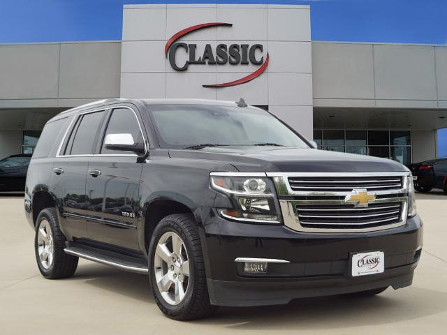 2017 Chevrolet Tahoe LTZ photo