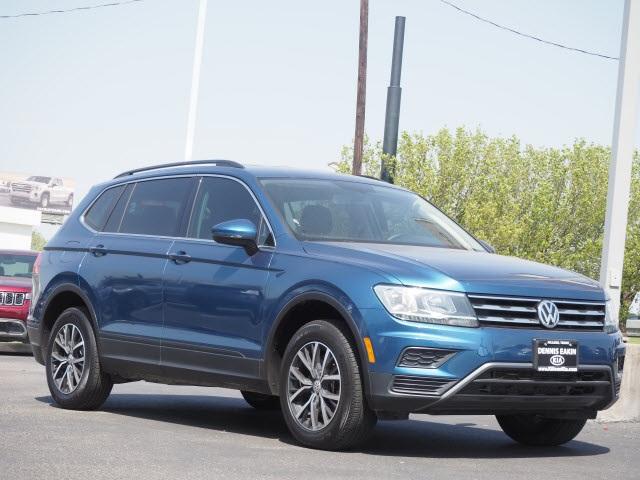 Volkswagen Tiguan Under 500 Dollars Down