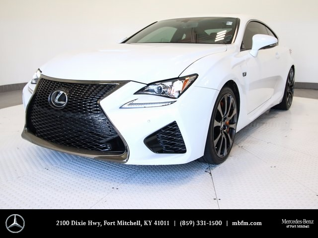 North Olmsted, OH - 2016 Lexus RC F