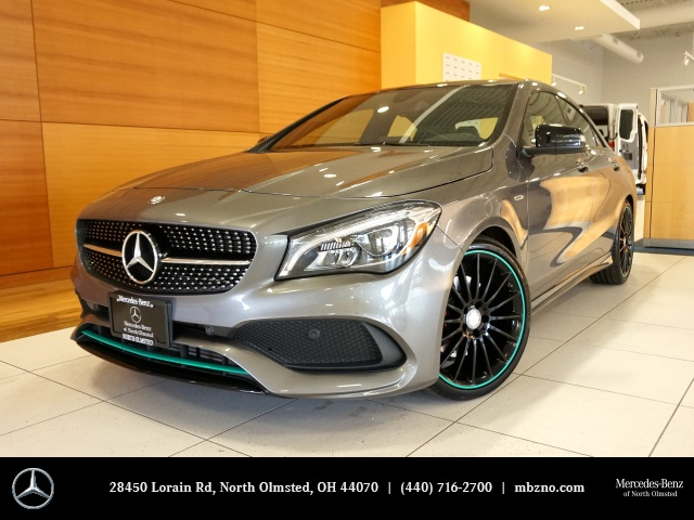 2017 mercedes benz cla price report truecar autos post for Mercedes benz north olmsted