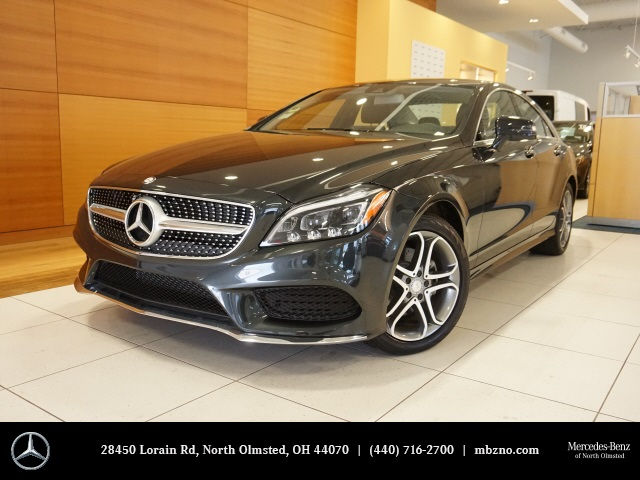 New and used mercedes benz cls for sale in cleveland oh for Mercedes benz cleveland ohio