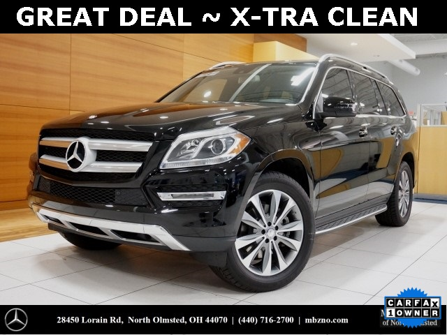 North Olmsted, OH - 2015 Mercedes-Benz GL-Class