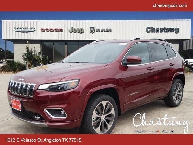 2019 Jeep Cherokee Overland photo