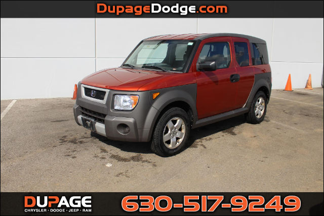 Rent To Own Honda Element in Glendale Heights
