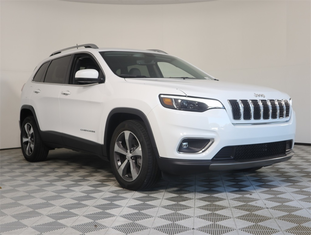 2019 Jeep Cherokee Limited images