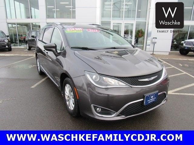 Chrysler Pacifica Under 500 Dollars Down