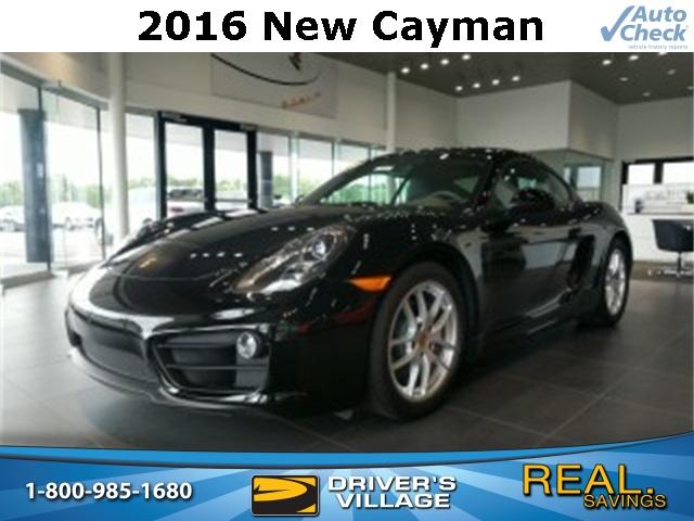 2016 Porsche Cayman PDK