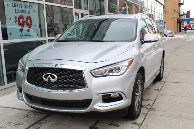 new and used infiniti qx60 for sale in new york ny the car connection. Black Bedroom Furniture Sets. Home Design Ideas