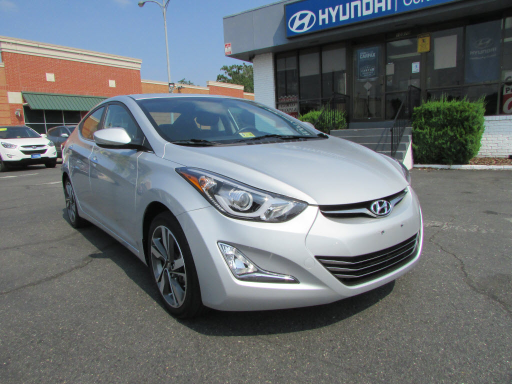 new and used hyundai elantra for sale in springfield va u s news world report. Black Bedroom Furniture Sets. Home Design Ideas