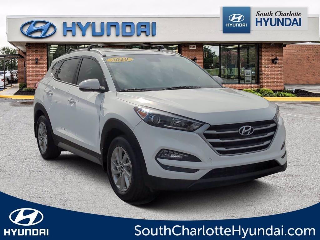 2018 Hyundai Tucson SEL Plus photo