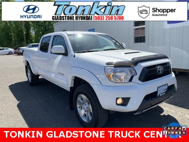 2014 Toyota Tacoma V6 photo