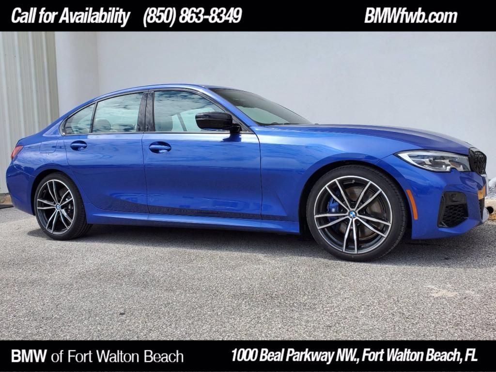 2021 BMW 3-Series  photo