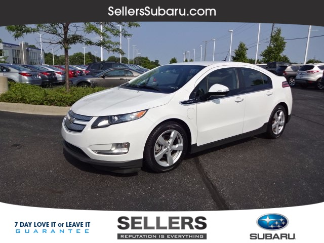 new and used chevrolet volt for sale in detroit mi the car connection. Black Bedroom Furniture Sets. Home Design Ideas