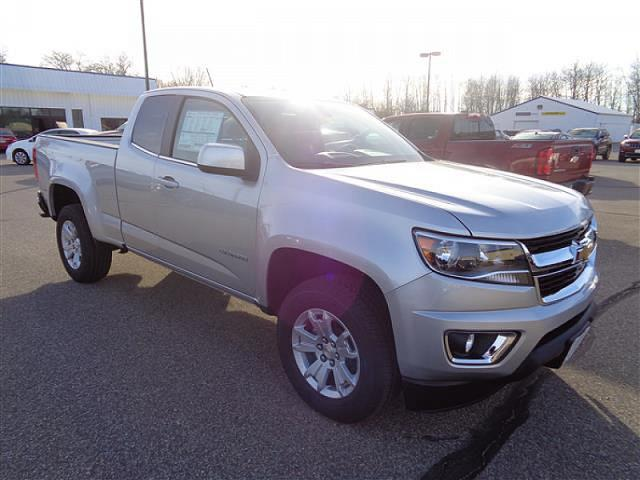 2018 Chevrolet Colorado 4WD LT photo