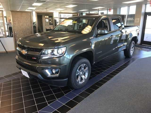2018 Chevrolet Colorado 4WD Z71 photo