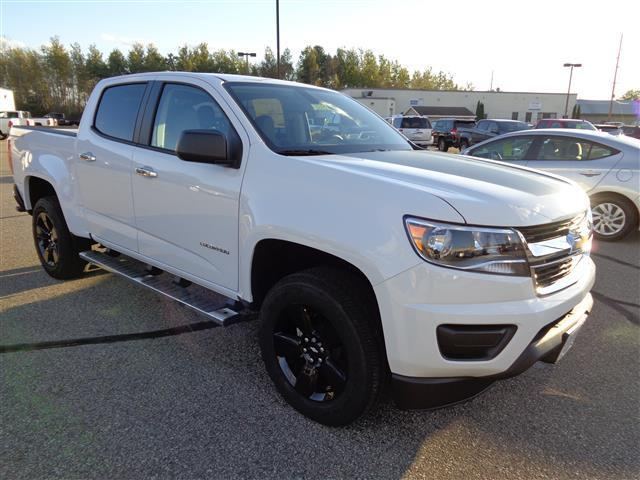 2019 Chevrolet Colorado 4WD Work Truck photo