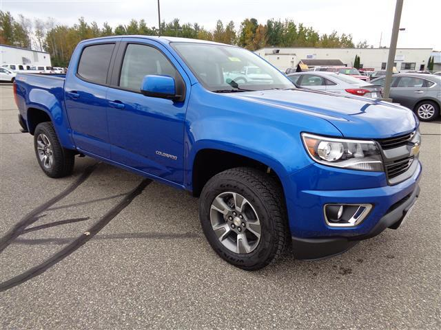 2019 Chevrolet Colorado 4WD Z71 photo