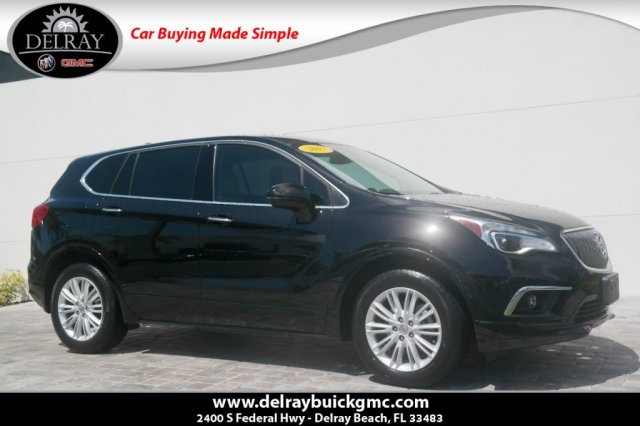 Buick Envision Under 500 Dollars Down