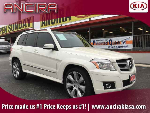 New And Used Mercedes Benz Glk Class For Sale In San