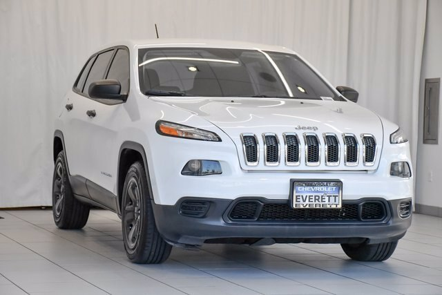 2016 Jeep Cherokee Sport photo