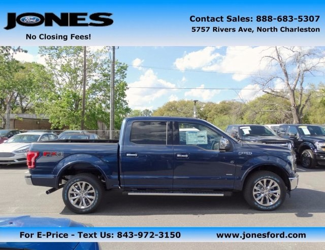 2017 Ford F-150 SuperCrew Cab Limited