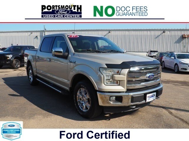 2017 Ford F-150 SuperCrew Cab King Ranch