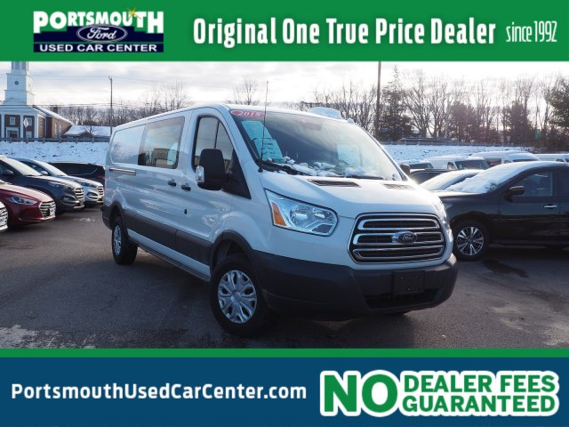 Ford Transit Van Under 500 Dollars Down