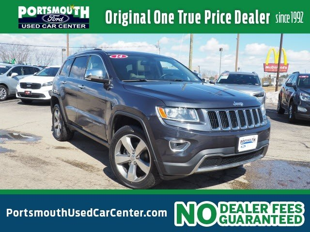 2014 Jeep Grand Cherokee Limited photo