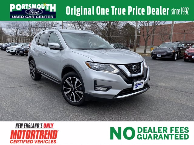 2019 Nissan Rogue S images