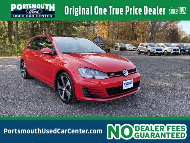 Volkswagen Golf GTI Under 500 Dollars Down
