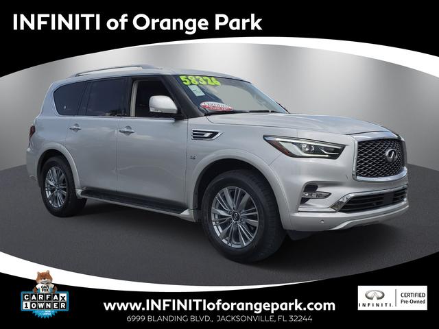 2019 Infiniti QX56 photo