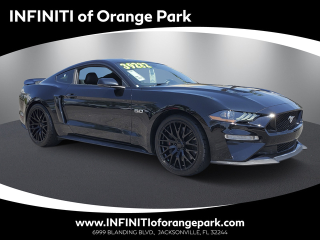 2019 Ford Mustang GT Premium photo