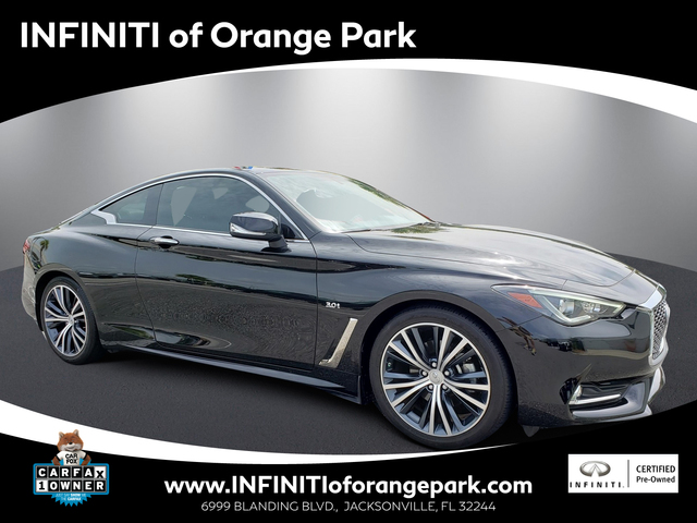 2017 Infiniti Q60