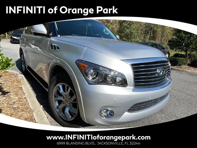 2013 INFINITI QX56