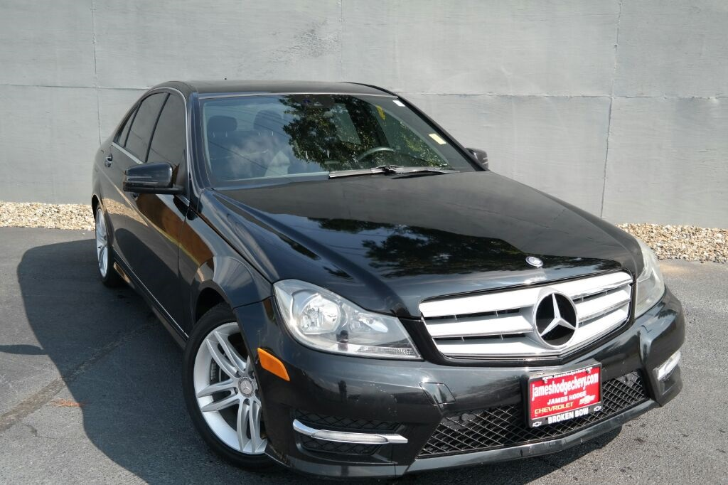 New and used mercedes benz c for sale u s news world for Mercedes benz morgantown wv