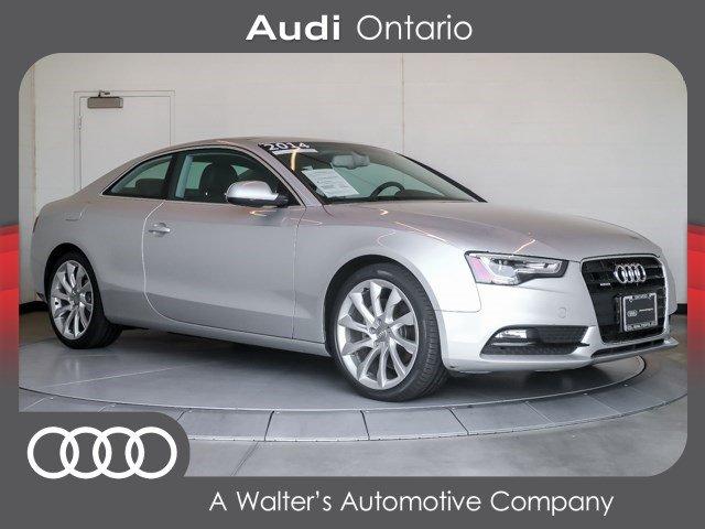 2014 Audi A5 Photo
