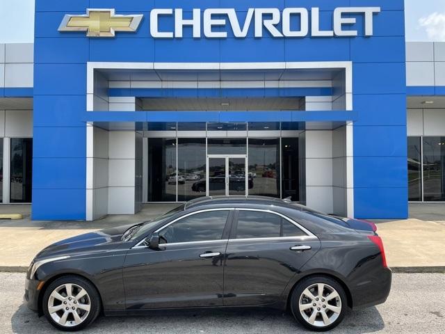 Cadillac ATS Under 500 Dollars Down